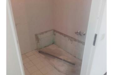 Slopen badkamer netjes snel en goedkoop